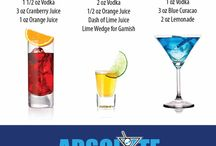 Cocktail Recepies and Bar Menues / Cocktail Recepies by Absolute Bartending - Vancouver.