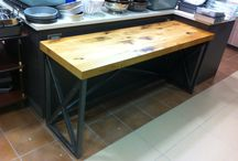 Corporate work from Reclaimed Table / We are please add photos of our corporate work.