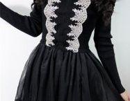 Bouffant Kleid