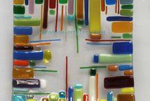 Fused Glass Art ideas