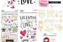 """Love """" Crate paper """""""