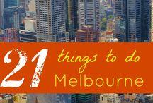 Melbourne | AUSTRALIA / Australia's most artsy, sports-mad and livable city: Exploring Melbourne