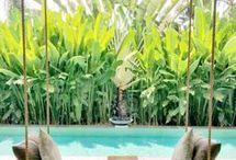 Balinese inspired home