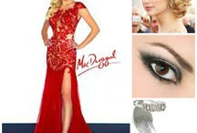 Complete Prom Looks / Some of our favorite full prom looks! Hair, make-up, jewelry, and, of course, the dress!