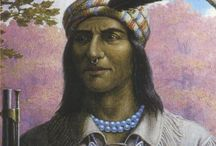 Native American Indian History / Historical Records and Accounts of Native American Indian Tribes and their culture, art and symbols