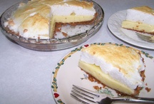 Key lime pie / by Jane Griffin