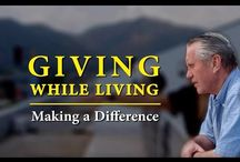 Chuck Feeney. Making a Difference.
