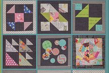 Quilting - BOM and Samplers