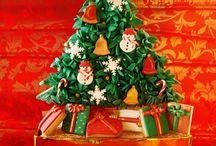 Christmas cookies / Christmas cookies Yeni yıl kurabiyeleri