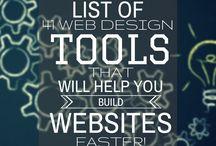 Návrhy webů