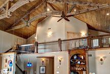 Custom Home Build Interiors