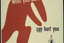 STD Ads / Światowe reklamy promujące profilaktyke chorób wenerycznych