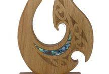 carved hook
