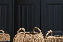baskets / www.fortandfield.com / hello@fortandfield.com / instagram: @fortandfield / by Jessica Cahoon / fort & field