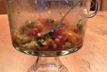 Black Bean Salad / salad