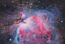 Deep art in space