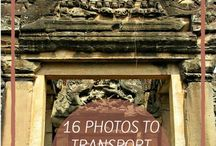 Travel - Cambodia / All about travelling around Cambodia.