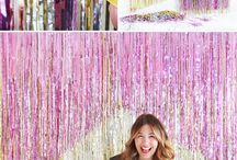 Backdrops / by Morsels Party Planning