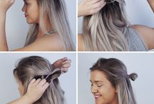 Hair colour ideas