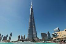 Dubai / Uno de los siete emiratos que conforman los Emiratos Árabes Unidos