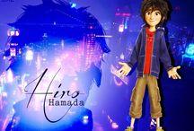 Hiro Hamada :-) / Hiro Hamada my idole :-) *.*
