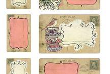 Etiquetas / by Denise Vitabares