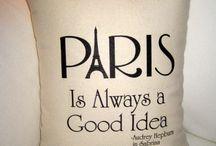 We'll Always Have Paris... / by Literary_Heaven @ Eat. Sleep. Books.
