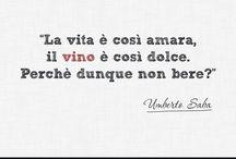 Aforismi sul vino / frasi e aforismi sul mondo del vino