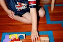 Preschool Blocks and Construction / by Sarah Meints