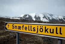 Island Snaefellsjökull