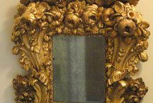 For wood carving. Frame