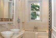 tadelakt: bath & kitchen