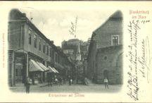 Blankenburg - old cards