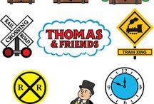 Aniversário Thomas