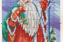 Ubrusy a vánoce