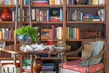 Bibliotecas / O melhor lugar para quem ama livros e leitura.