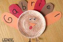 Fall Crafts / by Alicia Eyer