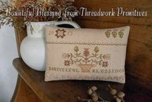 Cross Stitch Designers / Just a few of my favorite counted cross stitch designers / by Susan Stetz