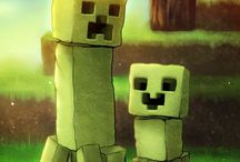 Minecraft / Creeper
