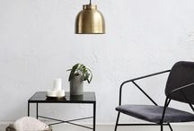 Brass Pendant Lighting