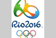 Summer Olympics - Rio 2016 / Pins related to Summer Olympics held at Rio de Janeiro in the year 2016