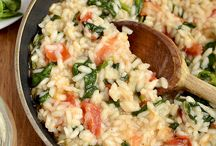 Rice and Risotto / by Megan Graves