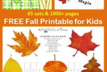Themed printables