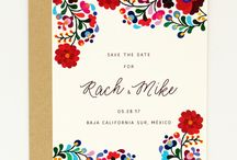 Be my guest... / Invitation ideas for all events