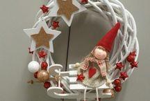 świąteczne dekoracja