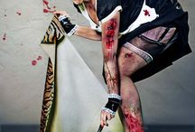 Zombie Pinup © Miss Giggles