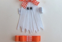 Bows and other handcrafted accessories
