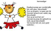 klassenmanagement / groep 3 klassenmanagement