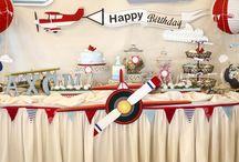 Plane birthday