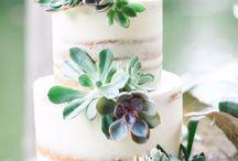 Amy wedding cakes